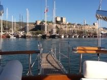 Gullet cruise in Bodrum