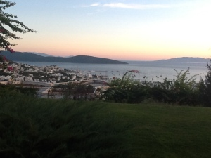 Sunset in Bodrum
